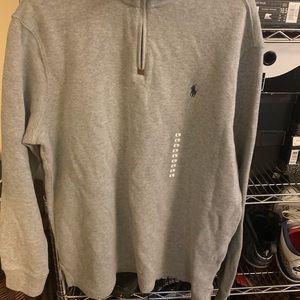 Grey Polo Ralph Lauren Sweater